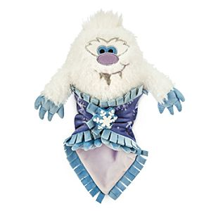 Disneys Babies Yeti Plush Doll and Blanket - Small - 10
