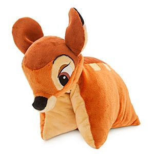 Bambi Plush Pillow