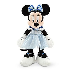 Minnie Mouse Plush - Disneyland Diamond Celebration - Medium - 15