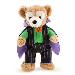 Disney the Duffy Bear Vampire Costume - 17