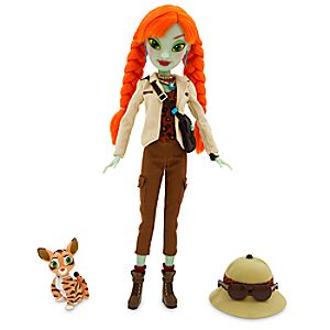 Disney Attractionistas Doll - Nellie - 12