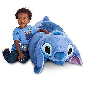 Stitch Plush Pillow - Extra Large