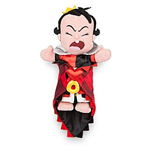 Disneys Babies Queen of Hearts Plush with Blanket - Small - 10