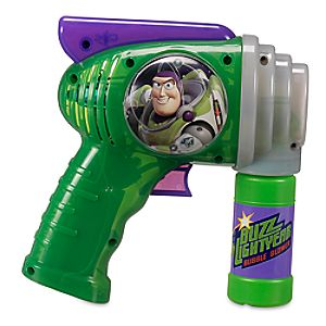 Buzz Lightyear Bubble Blower