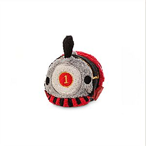 Disney Parks Railroad Engine Tsum Tsum Plush - Mini - 3 1/2
