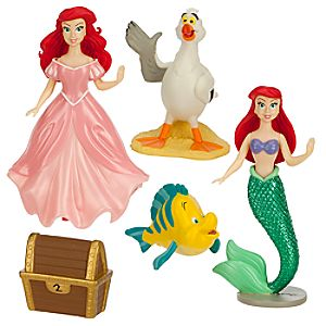 Ariel Figure Fashion Set