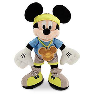 Mickey Mouse runDisney Plush - Small - 9