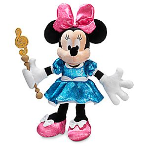 Minnie Mouse Plush - Disney Parks 2016 - Medium - 15