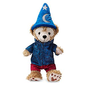 Duffy the Disney Bear Plush - Sorcerers Apprentice 2016 - 12