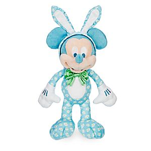 Mickey Mouse Plush Easter Bunny - 9 - Walt Disney World