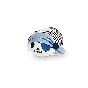 Skeleton Tsum Tsum Plush - Pirates of the Caribbean - Mini - 3 1/2