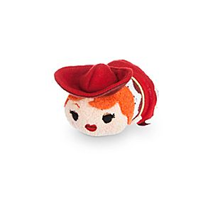 Redhead Tsum Tsum Plush - Pirates of the Caribbean - Mini - 3 1/2