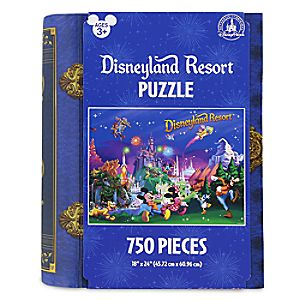 Mickey Mouse and Friends Storybook Jigsaw Puzzle - Walt Disney World