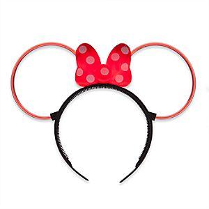 Minnie Mouse Glow Ear Headband