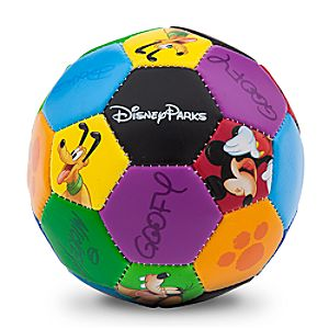 Mickey Mouse and Friends Soccer Ball