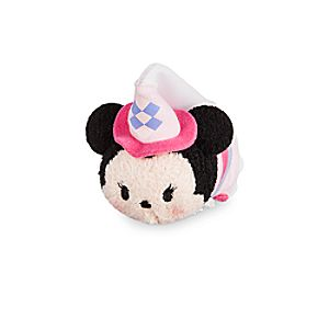 Princess Minnie Mouse Tsum Tsum Plush - Fantasyland - Mini - 3 1/2