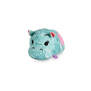 its a small world Hippo Tsum Tsum Plush - Fantasyland - Mini - 3 1/2