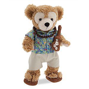 Duffy the Disney Bear Aloha Wear Costume - Aulani, A Disney Resort & Spa - 17