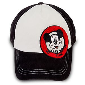 Mickey Mouse Club Baseball Cap for Adults