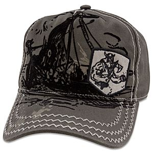Epcot World Showcase Norway Maelstrom Baseball Cap for Adults