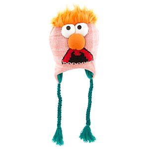 Muppets Knit Hat - Beaker