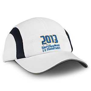 2013 Walt Disney World Half Marathon Performance Cap for Men