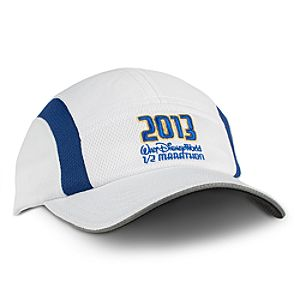 2013 Walt Disney World Half Marathon Performance Cap for Women