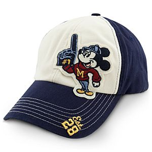 Mickey Mouse Baseball Cap for Adults - Disneyland