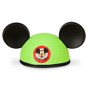 MousekeEars Mini Ear Hat - Lime