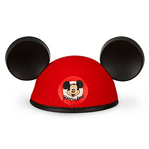 MousekeEars Mini Ear Hat - Red
