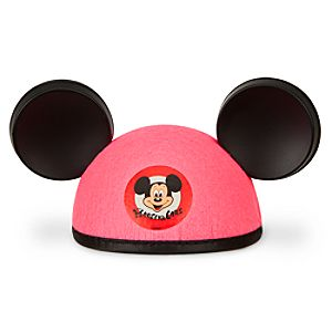 MousekeEars Mini Ear Hat - Pink