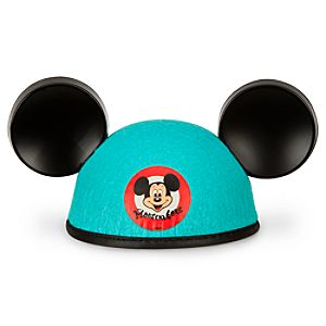 MousekeEars Mini Ear Hat - Turquoise