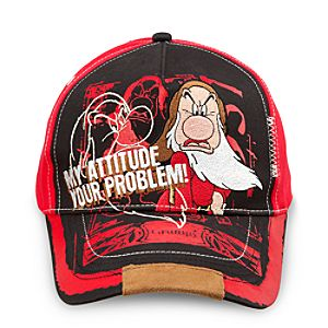 Grumpy Baseball Cap for Adults