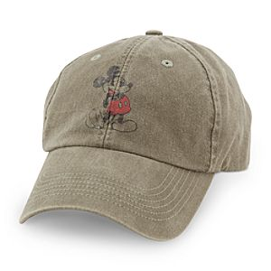Mickey Mouse Classic Baseball Cap for Adults