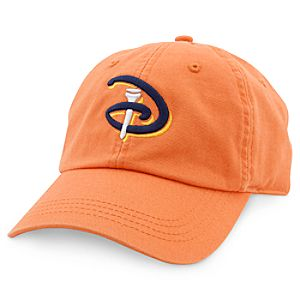Disney Resorts Golf Hat for Adults by Ahead Extreme - Orange