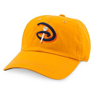 Disney Resorts Golf Hat for Adults by Ahead Extreme - Gold