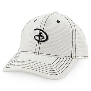Disney Resorts Performance Golf Hat for Adults by Ahead Extreme - White