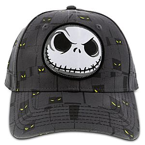 Jack Skellington Cap for Adults