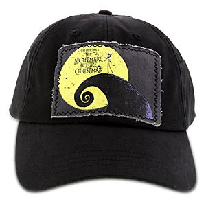 Tim Burtons the Nightmare Before Christmas Cap for Men