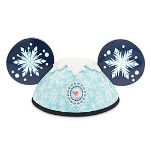 Anna and Elsa Ear Hat - Frozen