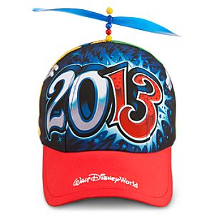 Sorcerer Mickey Mouse and Donald Duck Baseball Cap for Kids - Walt Disney World 2013