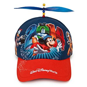 Sorcerer Mickey Mouse and Friends Baseball Cap for Kids - Walt Disney World 2014