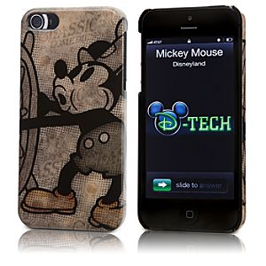 Mickey Mouse iPhone 5 Case - Steamboat Willie