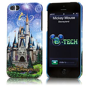 Cinderella Castle iPhone 5 Case - Walt Disney World