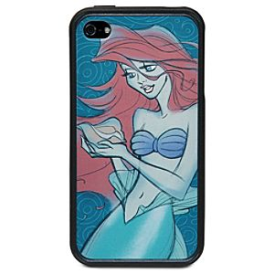 Ariel iPhone 4/4S Case