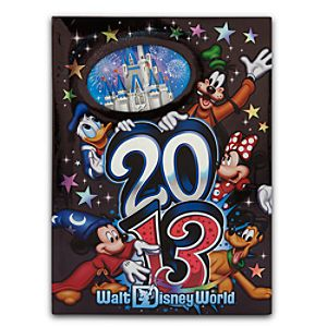 Sorcerer Mickey Mouse Photo Album - Walt Disney World 2013 - Large