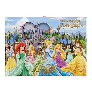 Disney Princess Autograph Book and Photo Album - Walt Disney World