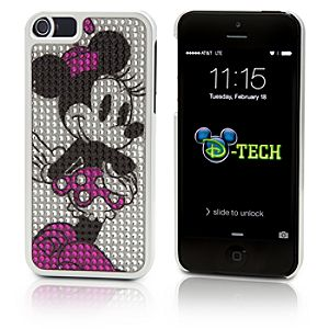 Minnie Mouse Bling iPhone 5 Case
