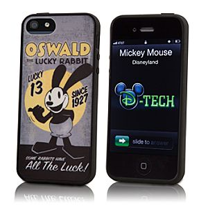 Oswald iPhone 5 Case - Limited Edition