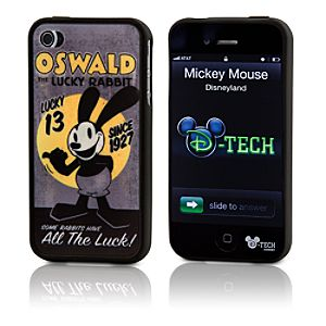 Oswald iPhone 4/4S Case - Limited Edition
